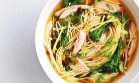 طرز تهیه سوپ ورمیشل | غذای مورد علاقه