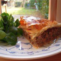 مواد داخل پاته گوشت گوساله | غذای مورد علاقه