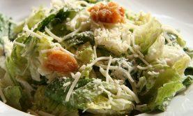 طرز تهیه سالاد سزار | غذای مورد علاقه